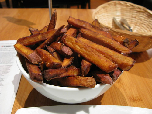 native kūmara chips
