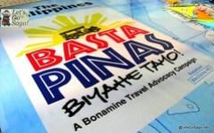 Basta Pinas, Biyahe Tayo!