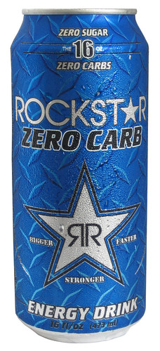 Rockstar Zero Carb Energy Drink