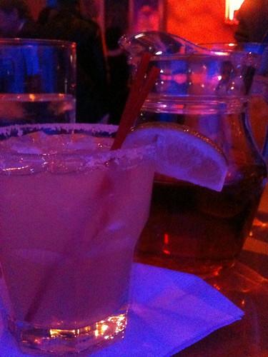 margarita at Rosa Mexicano