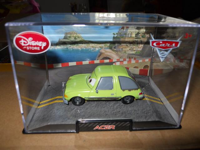 DISNEY STORE CARS 2 ACER