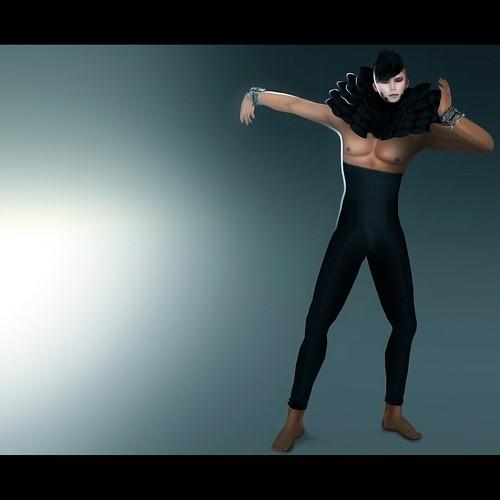 ~Tableau Vivant~ Costume design~  Metrosexual fashion ~ Cyril2