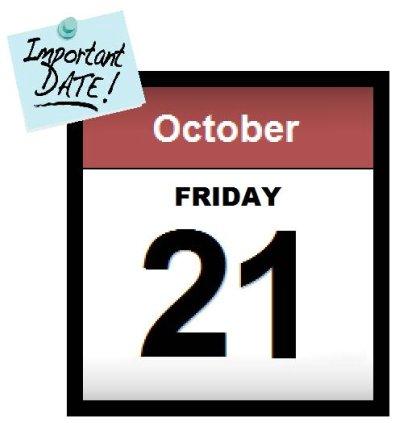 Apocalypse -- Save the Date!