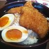 Photo:久々に、タレカツ丼。平日15〜18時の○得かつ丼。タレが美味いなぁ〜♪ #niigata By