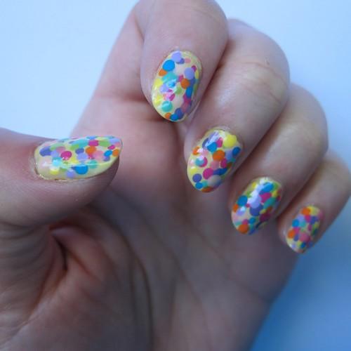 Multicoloured Dots