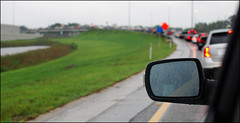 Debby making traffic worse