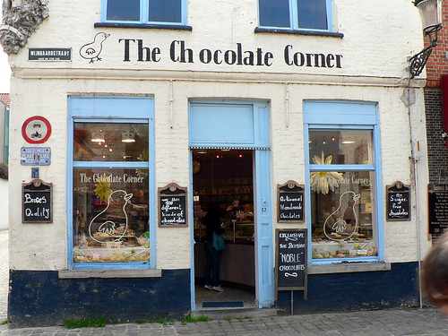 The Chocolate Corner