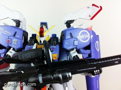 MG EX-S Gundam Custom Painted (4)