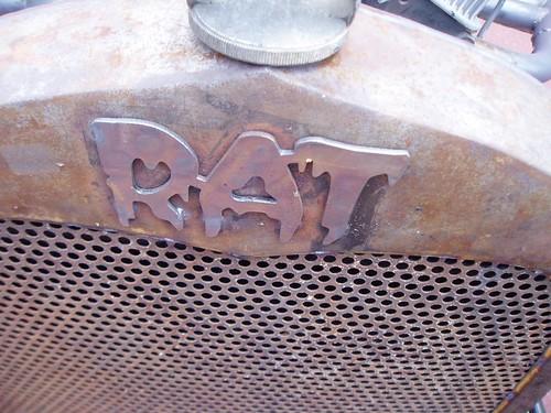 RATROD SHOW IN WINSTON-SALEM