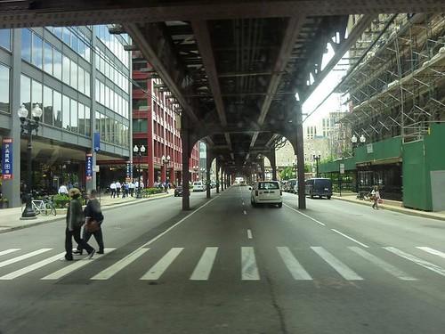 IL - Route 66 final leg 056 - Chicago L
