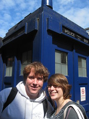 A Police Box in the Wild