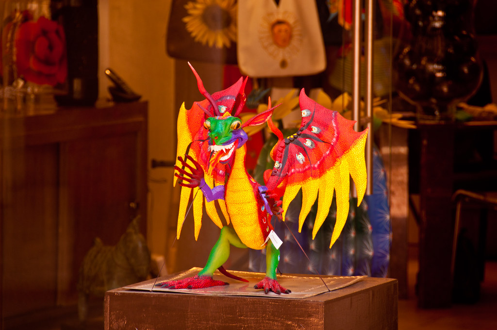 A rather nice alebrije