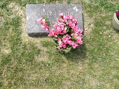 Emily Smith headstone