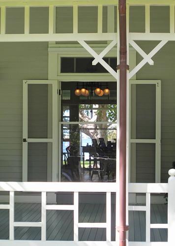 Edison verandah