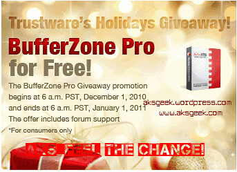 BufferZonePro Holiday