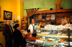 The best Spanish bakery (La Guardia)