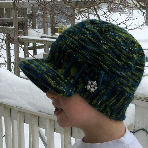 1355 Nostalgic Salute Hat