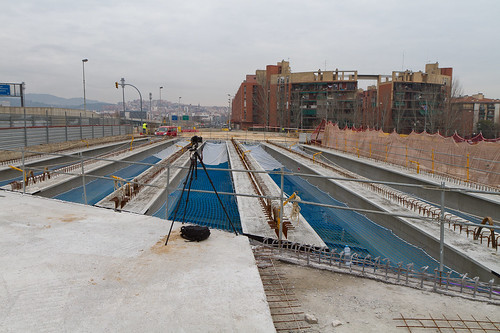 Vigas Pont Santa Coloma - 19-01-11
