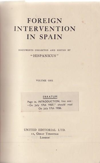 Hispanicus