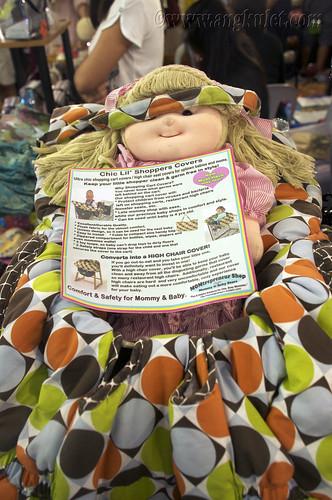 Momtrepreneur Shop (Global Pinoy Bazaar 2010)