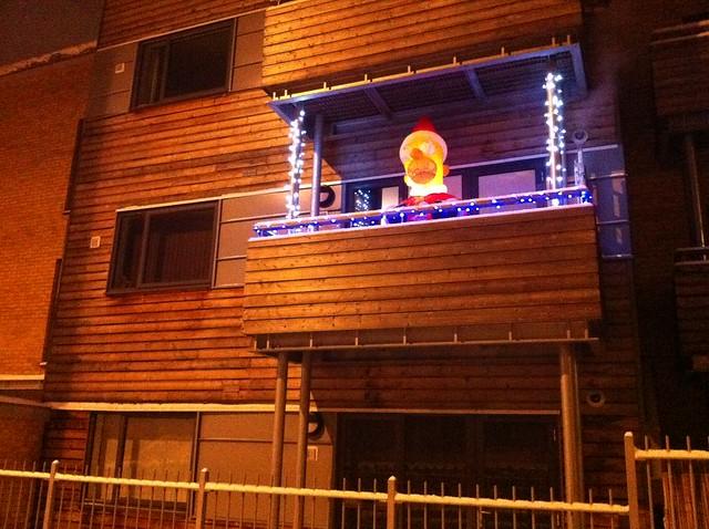 A Homer Christmas