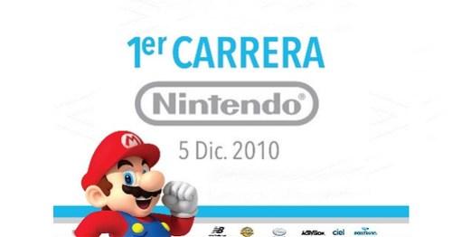 1ra Carrera Nintendo