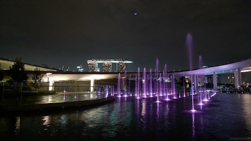 20101113 Marina Barrage - 01