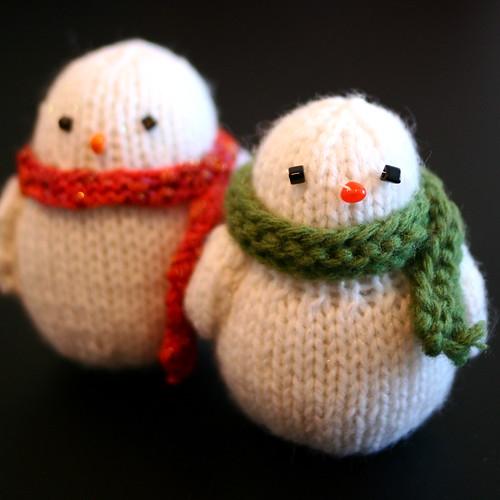 Day 356 - Thursday, December 23rd 2010 - Snowmen!