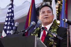 Governor Eddie Baza Calvo