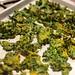 Finished kale