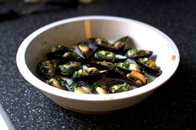 broiled mussels – smitten kitchen