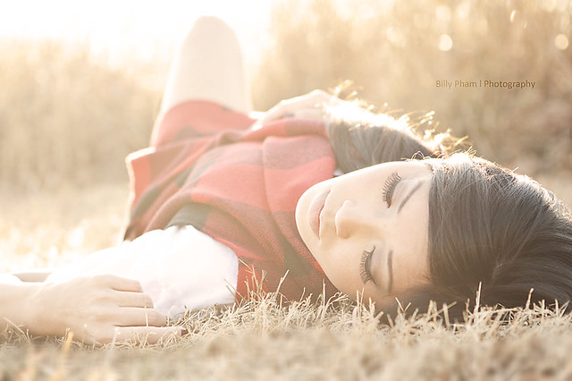 Billy pham fashion photograph model sunlight