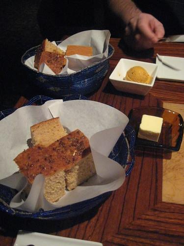 Bread and Butter @ Jiko, Animal Kingdom Lodge