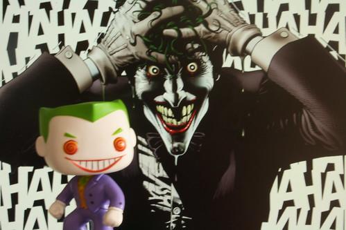 1/365-  Pop! Heroes- The Joker