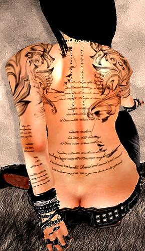 - .HoD. - Digital Studded V2 Spinal Piercing