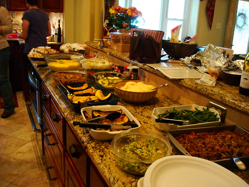 T-Day spread