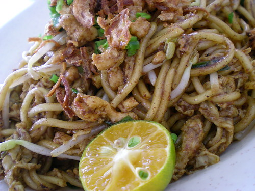Roy's sambal fried noodles