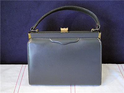 Handbag Grey 60s1