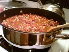 Comfort Food - Taco Soup