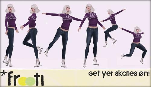 Frooti - Get Yer Skates On!