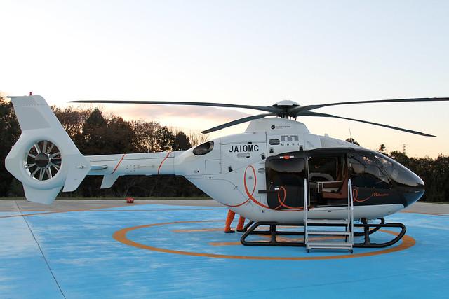 Eurocopter EC135T2+(JA10MC)