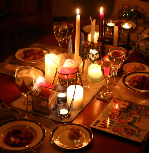 solstice eve dinner 2