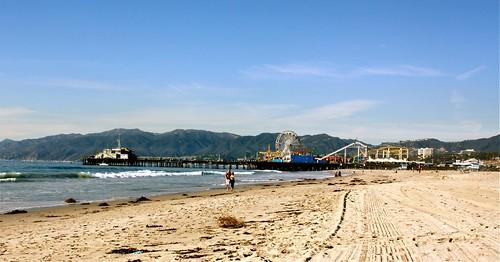 The Santa Monica Pier