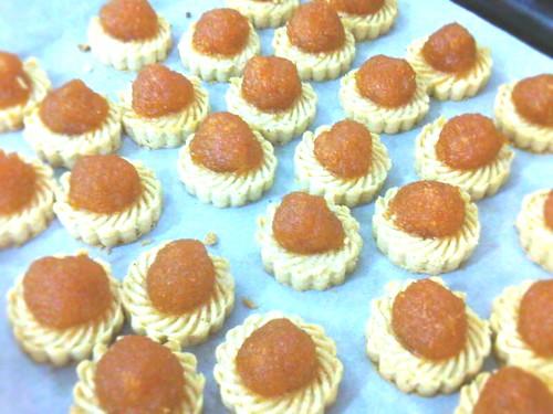 Handmade Pineapple Tarts 2011