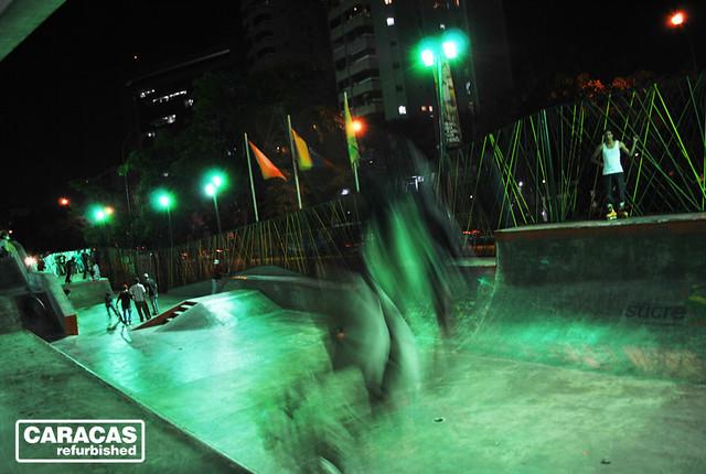 7 Parque de Patineteros, Caracas