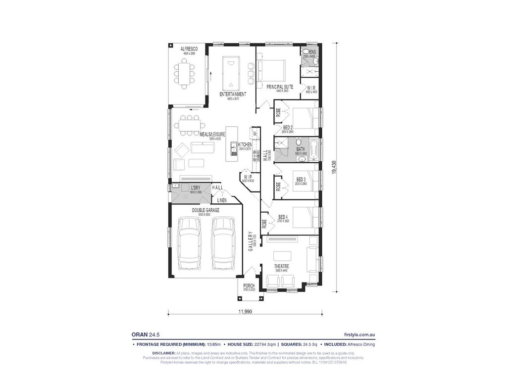 Lot Road Oran Park Nsw Property Profile