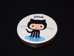 github 章魚貼紙