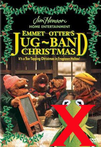 Emmet Otter's Jugband Christmas sans Kermit