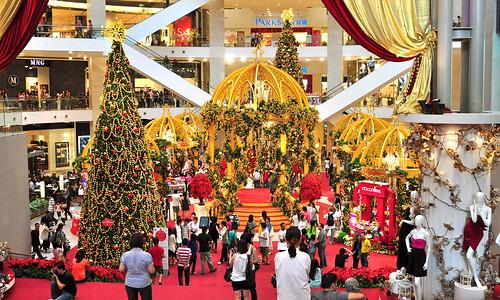 Christmas Decorations @ Pavilion Kuala Lumpur (1)