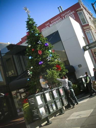 Castro Christmas tree